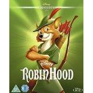 Robin Hood (1973) (Limited Edition Artwork Sleeve) [Blu-Ray]